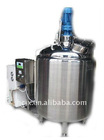 vertical cooling milk tank