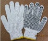 PVC Dotted Safety Gloves
