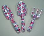 3pcs Floral Garden Tool Set