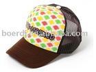 Rpet fashion baseball cap promotional cap