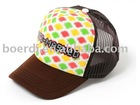 Rpet fashion baseball cap promotional cap
