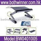 Laptop portable table
