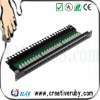 Brand-Rex 24 Port Cat6 Plus UTP Patch Panel
