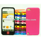 Cute lovely Sweet jelly Silicone soft cover For ipod touch 5