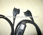 DKU-5 USB data cable for Nokia 6019i 6020 6021 6100 6101 6102 6108 6200 6220 etc. (CE and ROHS licensed)