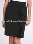 8SK034Ladies' fashion skirt