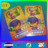 2012 high quality plastic card