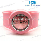 Personality healthy Silicone ION watch