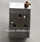 LF-ZB003 Pump Body Of Folding And Cementing Shoe Machine spare part