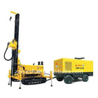 KW10-Ecnomic and easy operated Water Well Drilling rigs