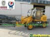 JCB mini backhoe loader ZL08 with Drum lifter