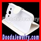 Classic Leather FlipStand Hybrid Cases For Samsung Galaxi S3 i9300