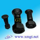 Sell 40Cr 12.9 grade high strength Plow bolt cutting edge bolt