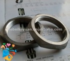 extra thin fine thread stainless steel hexagon nut