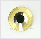 1001 flat back rose shaped crystal beads