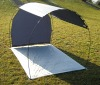 beach tent beach chair beach mat