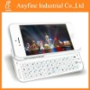 for iPhone5 sliding-out Wireless Bluetooth keyboard
