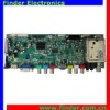 "LCD TV MainBoard Support 14"" to 32"" Dual/Single LVDS LCD Panel"