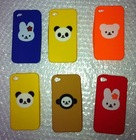 silicone phone case/cover for iphone