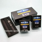 Best Vapour And Stable Quality Competitive Price Newest Product Clear Cartomizer E Cigarette Mod --E-lip