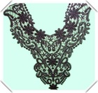 2012 Beautiful Antique chemical lace collar