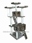 Leopard luxury fashion hot selling cat tree