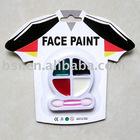 face paint/T-shirt face paint/football face paint