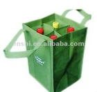 non-woven wine packing bag