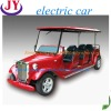 2012 Hot sell Electric vehicle red sightseeing vehicle
