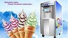 whole stainless steel Thakon soft ice cream machine with rainbow function Model TK938