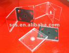 10.4mm Double CD Case with clear tary