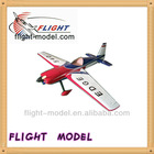 Gas engine rc airplane EDGE-540 30-35CC F0132 model plane