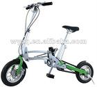 "foldable 12"" kenda tyre aluminum alloy frame M-bike with shimano Nexus 3 speed"