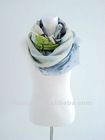 cashmere and silk printed pashmina shawl