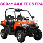800cc Utility Vehicle 4wd