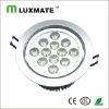12W Alumiunm LED ceiling light