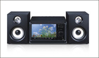 Hi-Fi home theater lcd tv mini dvd combo