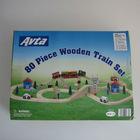 6C031-1 Non-toxic Children Block Enlighten Train Toy