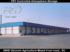 5000t Shunxin Agriculture Mixed Fruit room , BJ Projects