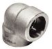 45 / 90 degree Forged Steel Socket Welding Elbow (1500LB-9000LB)