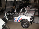 "2012 new! 23"" big wheel 48v electric sport golf buggy"