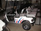 "2012 new! 23"" big wheel 48v electric sport golf buggy"