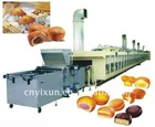 YX full automatic stuffing cake making machine