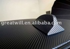 """3d carbon vinyl 3d vinyl carbon 3d carbon fiber sheets 1.52*30m 45.6""""*900"""" per roll"""