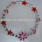 Star and Heart Rhinestone Sticker