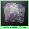 clear plastic cd sleeve, pvc dvd pouch