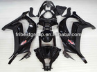 Motorcycle fairing kit for ZX-10R ZX10R 2010 2011 black