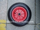 durable pneumatic rubber wheels