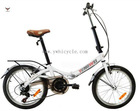 "fold up bike 20"" 6 speed (WL-2005-2)"