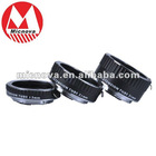 Auto focus extension tube set for Canon
